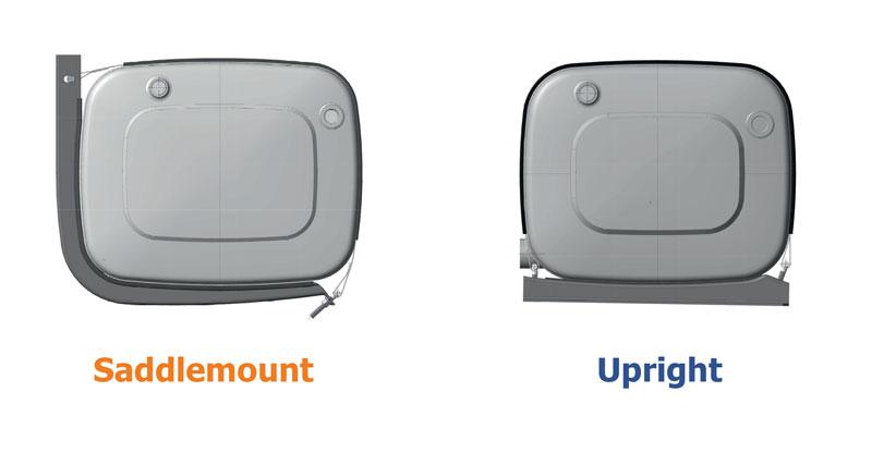 Versatile mounting kit